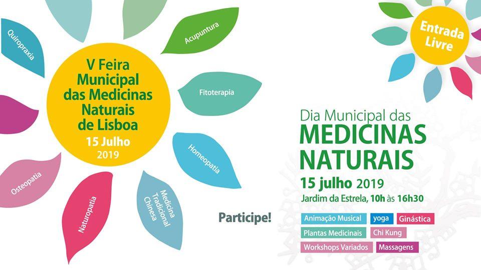 V Feira Municipal das Medicinas Naturais de Lisboa
