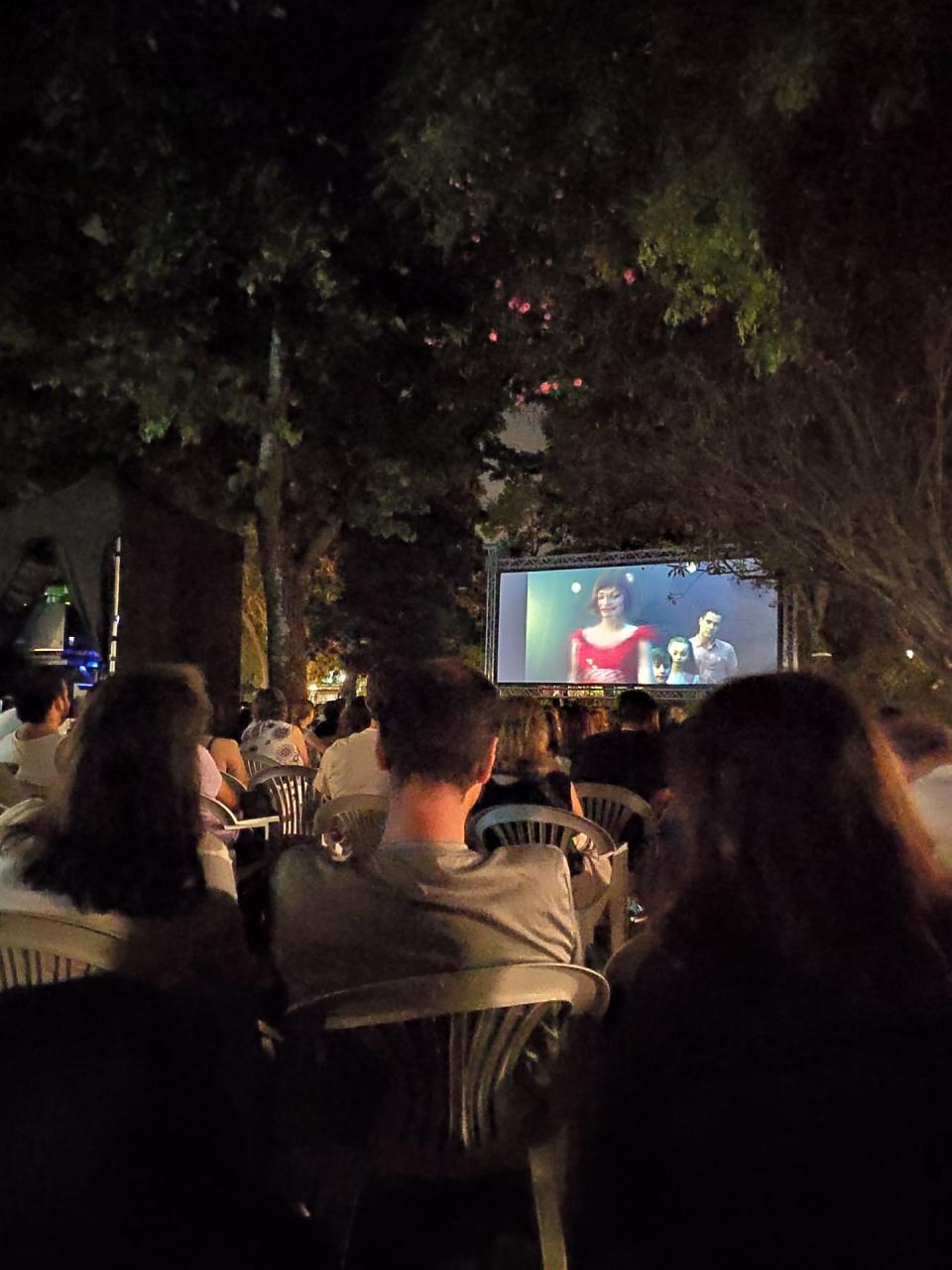 O cinema regressou à Estrela