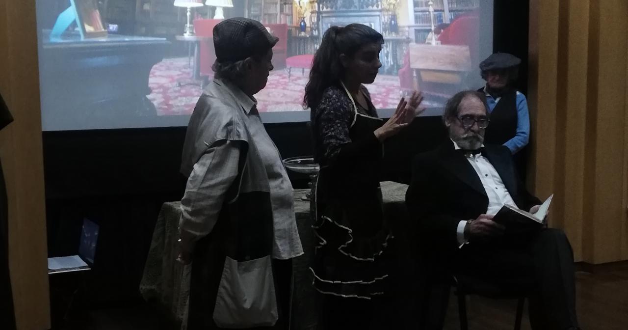 """""""Médico à Força"""" uma peça de teatro que provoca gargalhadas"""