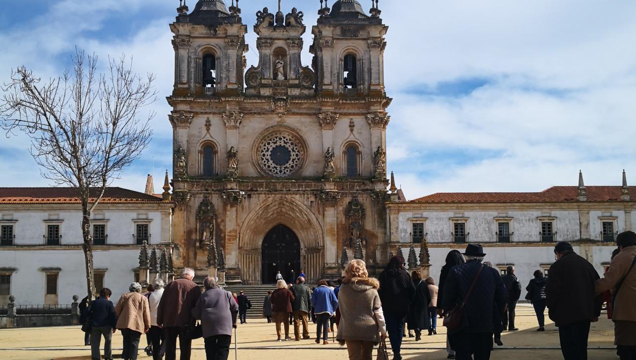 À Descoberta de Portugal... em Alcobaça