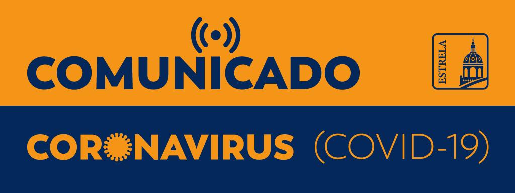 Comunicado: SARS-CoV-2