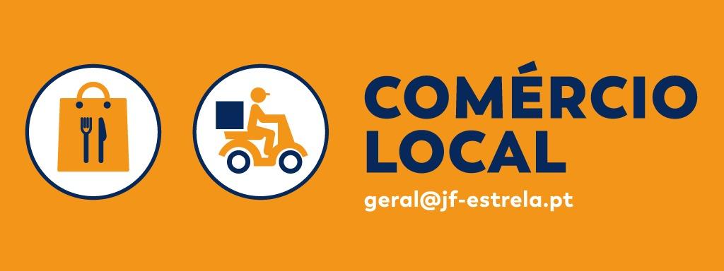 Apoie o comércio local