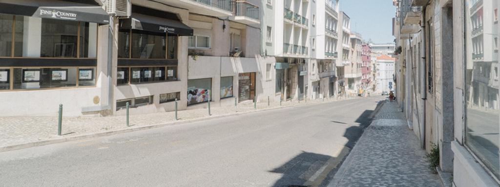 Passeios da Rua Sant'Ana à Lapa requalificados