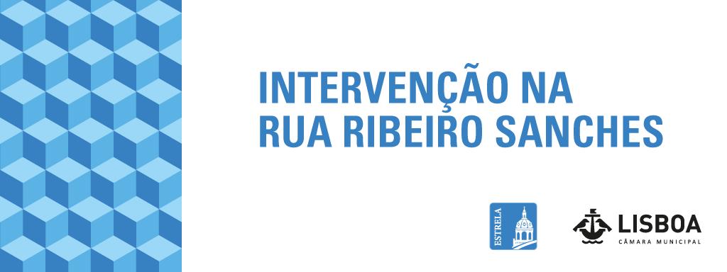Requalificação da Rua Ribeiro Sanches