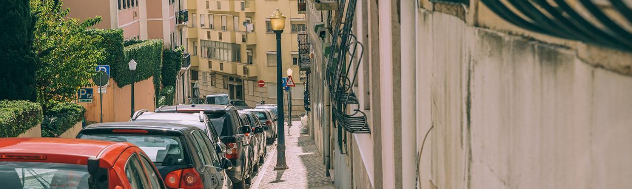 Requalificação da Rua Ribeiro Sanches terminada