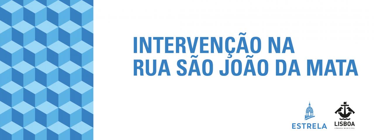 Requalificação dos passeios da Rua São João da Mata