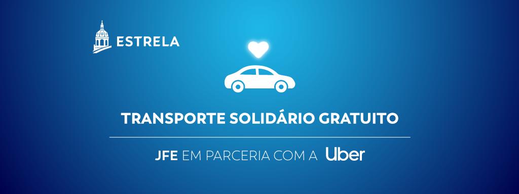 Transporte Solidário Gratuito da Junta de Freguesia de Estrela