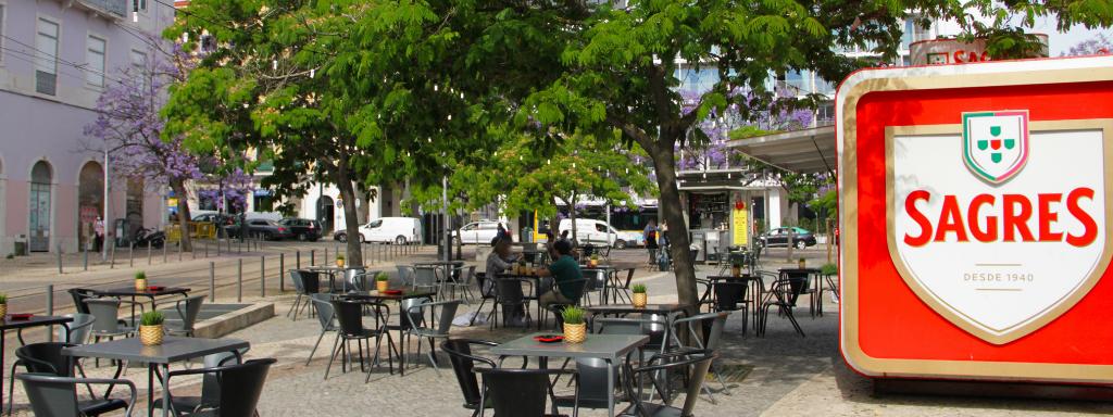 JFE reabre esplanada Safe Estrela no Largo Vitorino Damásio