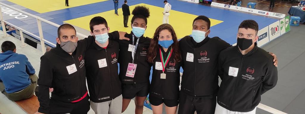 Escola de Judo Nuno Delgado triunfa em provas internacionais