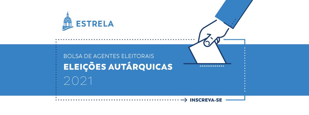 Bolsa de Agentes Eleitorais | Eleições Autárquicas 2021