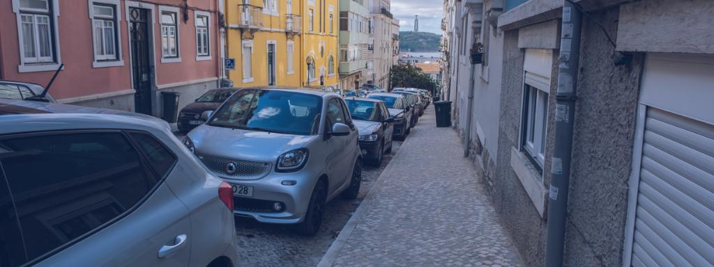 Requalificação dos passeios da Rua Joaquim Casimiro concluída
