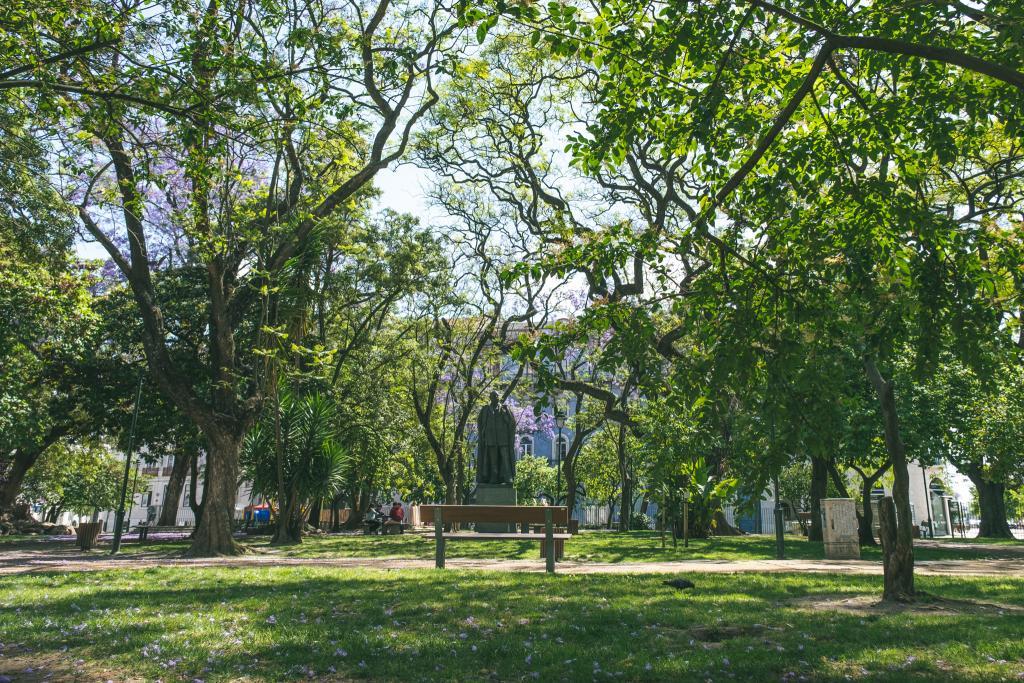 Jardim de Santos
