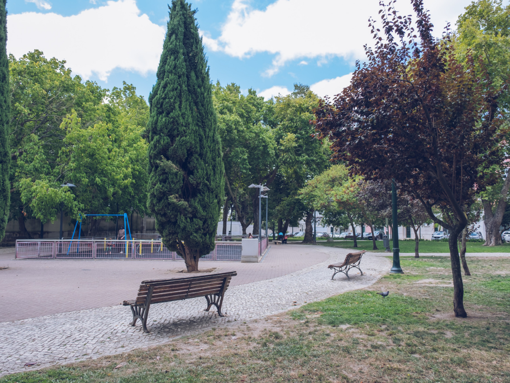 Jardim/Parque Infantil Elisa Batista Pedroso